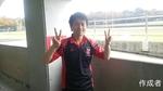 佐藤さんが久しぶりの参戦。試合後にADして~。心強いです。