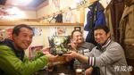 秋田のきむさんにはキャプテン賞。岩手のきむさんもおりますので念のため。