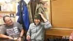 3次会会場から秋田のきむさんが参加。