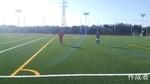 本日は稲城長峰スポーツ広場のラグビーグランドでした。とてもきれいな人工芝です。