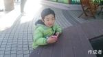 番外編:芹沢さんが見学にきてくれました。お子さんのこうちゃんです。