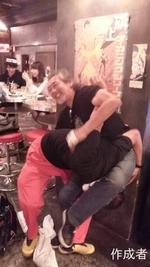 中野さんがあまりにも危険な耐ため封印された技を解禁。!!