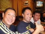 武蔵小杉付近組とちょっとお酒のまわったタケルちゃん