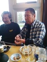 海先生が昭和30年代のラグビーについて授業をしてくれました。