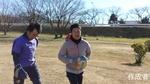 浅井さんのパーカーは肌触りがよかったです。