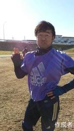 寺尾さんのブロマイド写真。