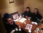 中野さんみんなでつつじヶ丘飲み会に行ってきました。