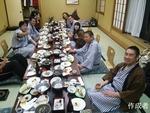 オイルメン優勝おめでと~。中川さんも久しぶりの参加。