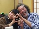 葉月ちゃんと中野パパも仲良し。