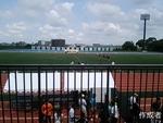 本日は奥戸競技場で葛飾7sでした。この競技場は人工芝できれいです。