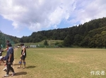 菅平はいい天気でした。